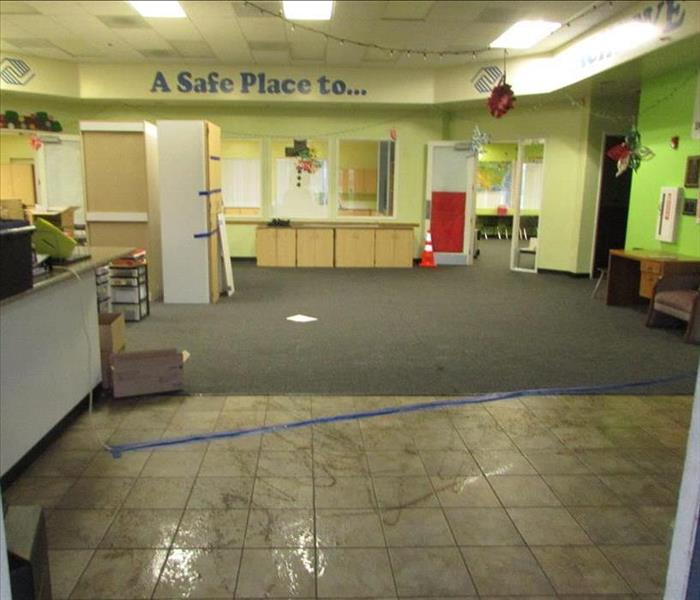 Water Loss at a Boys and Girls Club