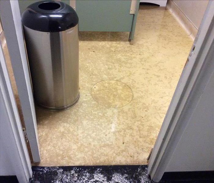 Bathroom Floor Leaking: SERVPRO Of Lake Elsinore Gallery Photos
